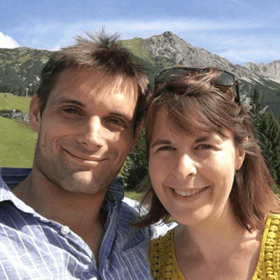 Richard & Nicola Moy
