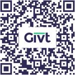 Givt QR code